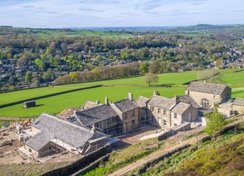 Thumbnail 3 bed barn conversion for sale in Foster Place Lane, Hepworth, Holmfirth