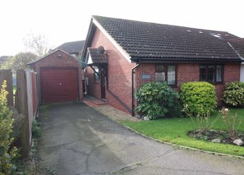 Thumbnail 2 bedroom bungalow to rent in Bannister Green, Wickford