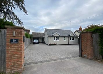 Wallingford Road, Cholsey OX10. 4 bed detached house for sale