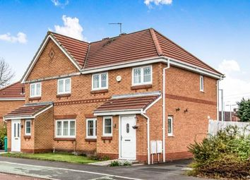 Thumbnail 3 bedroom semi-detached house for sale in Kerscott Road, Northern Moor, Near Sale, Greater Manchester