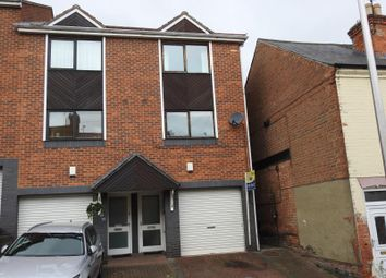 Thumbnail 2 bed end terrace house for sale in Chesterfield Street, Carlton, Nottingham