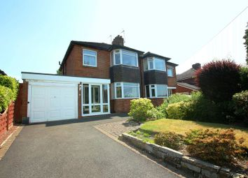 Thumbnail 3 bed semi-detached house for sale in Conway Road, Knypersley, Stoke-On-Trent
