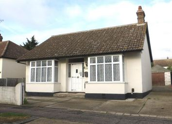 Thumbnail 3 bed bungalow for sale in Eastcote Grove, Southend-On-Sea