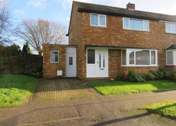 Thumbnail 3 bedroom semi-detached house for sale in Westminster Drive, Bletchley, Milton Keynes