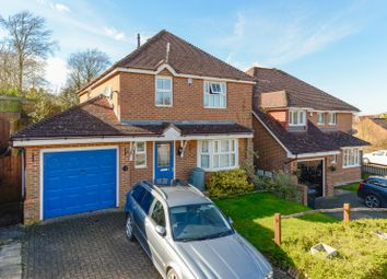 Thumbnail 4 bedroom detached house to rent in Laurel Way, Chartham, Nr Canterbury