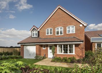 "Thumbnail 4 bed detached house for sale in ""Harborough"" at West End Lane, Henfield"