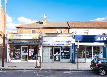Thumbnail 5 bed flat for sale in Askew Road, London