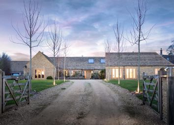Thumbnail 5 bed detached house for sale in London Road, Poulton, Cirencester