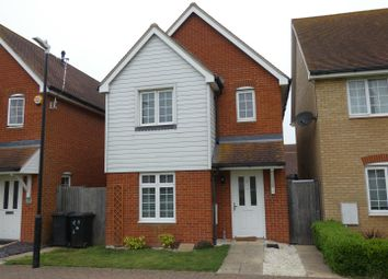 Thumbnail 3 bed detached house to rent in Barnes Way, Herne Bay