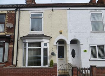 Thumbnail 2 bed terraced house for sale in Welbeck Street, Hull