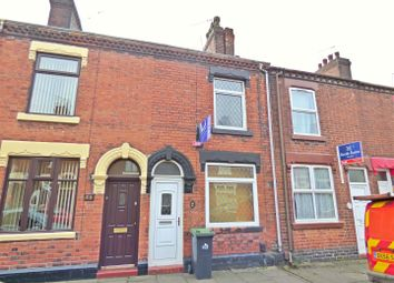 Thumbnail 2 bedroom terraced house to rent in Ladysmith Road, Etruria, Stoke-On-Trent