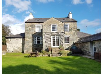 Thumbnail 4 bed detached house for sale in Dinas, Caernarfon