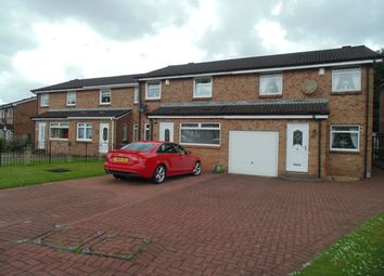 Thumbnail 4 bed terraced house for sale in Chapelside Street, Airdrie