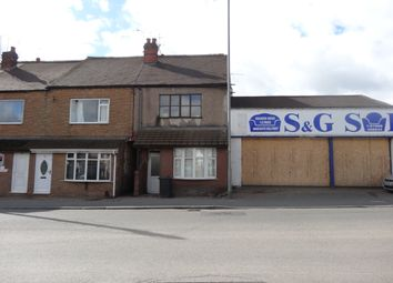 Thumbnail 1 bed flat to rent in Midland Road, Nuneaton