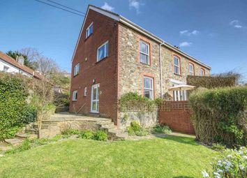 Thumbnail 5 bed semi-detached house for sale in Sanders Lane, Bishops Tawton, Barnstaple