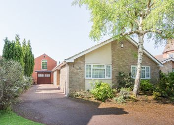 Thumbnail 4 bed detached bungalow for sale in Finedon Road, Irthlingborough, Wellingborough