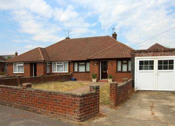 Thumbnail 2 bed bungalow for sale in Northfield Close, Aldershot
