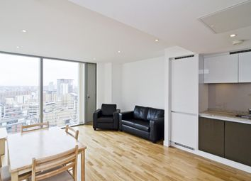 Thumbnail 1 bedroom flat to rent in Landmark West Tower, 22 Marsh Wall, London