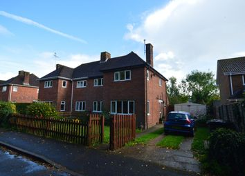 Thumbnail 3 bed semi-detached house to rent in Millway Close, Andover