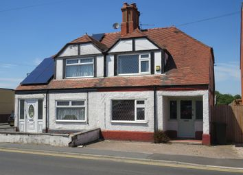 Thumbnail 2 bed semi-detached house for sale in Station Road, Little Sutton, Ellesmere Port