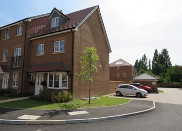 Thumbnail 4 bed end terrace house for sale in Winters Close, Epsom