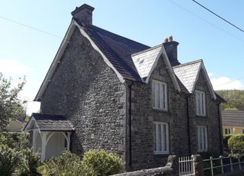 Thumbnail 3 bed detached house for sale in Llanwrda, Carmarthenshire