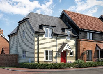 "Thumbnail 3 bed property for sale in ""The Durham"" at Church Road, Stansted"