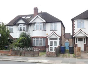 Thumbnail Semi-detached house for sale in Greenford Avenue, Hanwell, London
