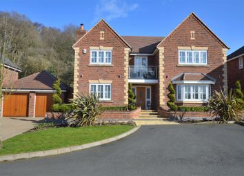 Thumbnail 5 bed detached house to rent in Cotter Wood Close, Little Eaton, Derby