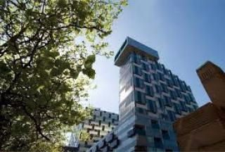 Thumbnail 2 bed flat for sale in Rumford Place, Liverpool, Merseyside