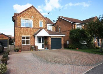 Thumbnail 4 bed detached house for sale in Marsh Drive, Beverley
