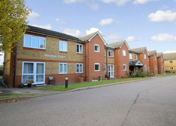 Thumbnail 1 bed flat for sale in Royston Court, Esher
