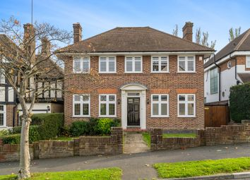 Thumbnail 3 bed detached house for sale in Roundmead Avenue, Loughton