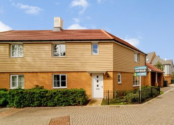 Thumbnail 3 bed semi-detached house to rent in Laurence Hamilton Lane, Ashford