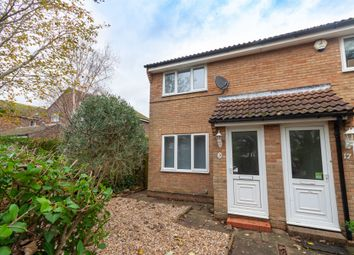 Thumbnail 2 bed end terrace house to rent in Mitchelldean, Peacehaven, East Sussex