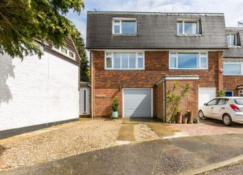 Thumbnail 3 bed semi-detached house for sale in Wellers Close, Westerham