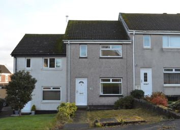 Thumbnail 2 bed terraced house for sale in Ochil View, Shieldhill, Falkirk