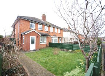 Thumbnail 4 bed semi-detached house for sale in Wych Lane, Gosport
