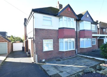 Thumbnail 3 bed semi-detached house to rent in The Fairway, Leeds, West Yorkshire
