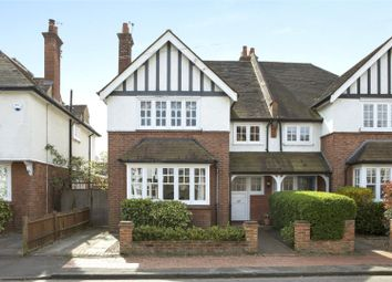 Thumbnail 4 bedroom semi-detached house for sale in Southville Road, Thames Ditton