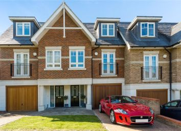 4 bed terraced house for sale in Betchworth Place, Reigate Road, Dorking, Surrey RH4