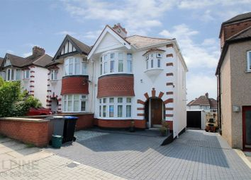 Thumbnail 3 bed semi-detached house for sale in Buck Lane, London