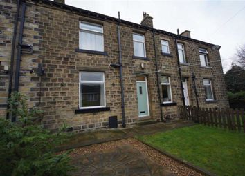 Thumbnail 2 bed terraced house for sale in Thorne Street, Holywell Green, Halifax