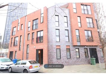 Thumbnail 3 bed terraced house to rent in Steedman Street, London