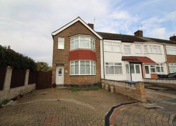 Thumbnail 3 bed end terrace house for sale in Moatside, Ponders End, Enfield