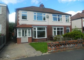 Thumbnail 3 bed property to rent in Kenwood Road, Bolton