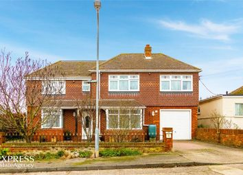 Thumbnail 5 bed detached house for sale in Sea View Road, Cliffsend, Ramsgate, Kent