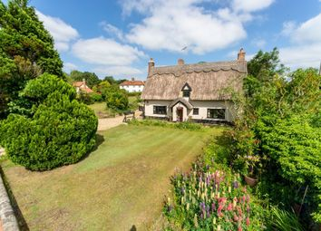 Thumbnail 3 bed cottage for sale in The Street, Garboldisham, Diss, Norfolk