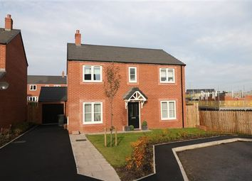 Thumbnail 4 bed detached house for sale in Ruggles Lane, Carlisle, Cumbria