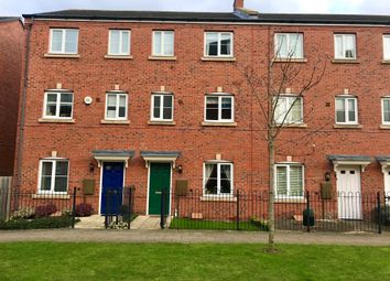 Thumbnail 4 bed terraced house for sale in Chandley Wharf, Warwick